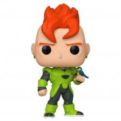Dragon Ball Z POP! Animation Vinyl Figure Android 16 9 cm