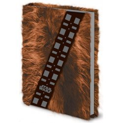 Star Wars Premium Notebook - Chewbacca Fur