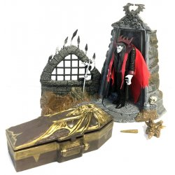 McFarlane's Monsters – Dracula Playset