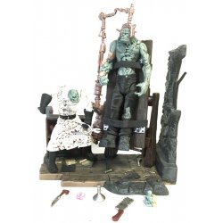 McFarlane's Monsters – Dr. Frankenstein Playset