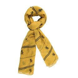Harry Potter Lightweight Scarf Hufflepuff