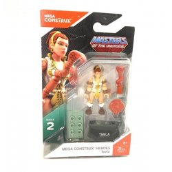 Masters of the Universe Mega Construx Heroes Series 2 Teela