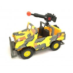 The Corps! Commando Force Mission Vehicle Attack Rover