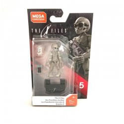 The X-Files Mega Construx Heroes Series 5 Alien