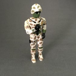 The Corps! World Force Response Team - Red Carded Series Cybor Trooper