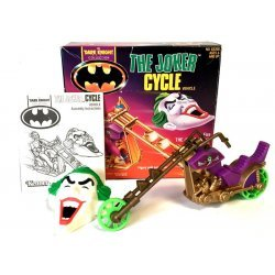 Batman: The Dark Knight Collection – The Joker Cycle