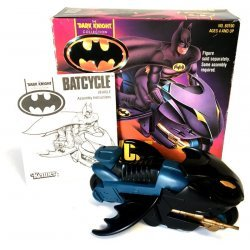 Batman: The Dark Knight Collection – Batcycle