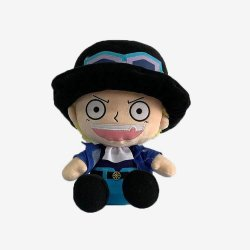 One Piece Plush Figure Sabo 20 cm