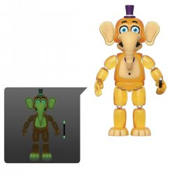 Five Nights at Freddy's Pizza Simulator Action Figure Orville Elephant (Translucent) 13 cm