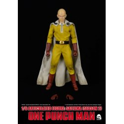 One Punch Man Action Figure 1/6 Saitama (Season 2) 30 cm