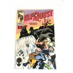 Elfquest (1985 Marvel) 15