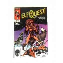 Elfquest (1985 Marvel) 21