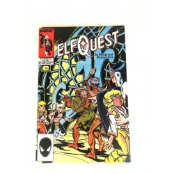 Elfquest (1985 Marvel) 22