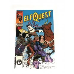 Elfquest (1985 Marvel) 25
