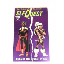 Elfquest Kings of the Broken Wheel (1990) 1