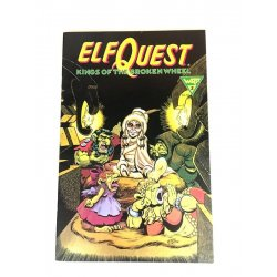 Elfquest Kings of the Broken Wheel (1990) 2