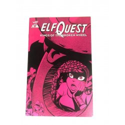 Elfquest Kings of the Broken Wheel (1990) 4