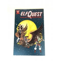 Elfquest Kings of the Broken Wheel (1990) 6