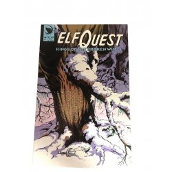 Elfquest Kings of the Broken Wheel (1990) 7