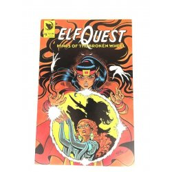 Elfquest Kings of the Broken Wheel (1990) 9