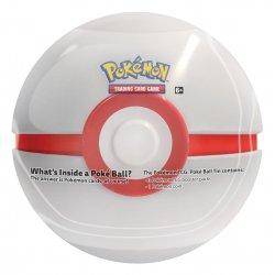 Pokémon Pokeball Fall Tin - Premier Ball
