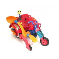 Mad Balls - Mad Rollercycle