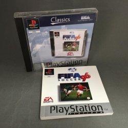 PlayStation 1 - FIFA Soccer 96