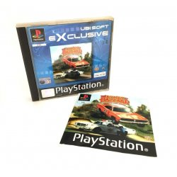 PlayStation 1 - Dukes of Hazzard Racing For Home
