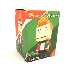 Futurama Mega Construx Kubros Construction Set Fry