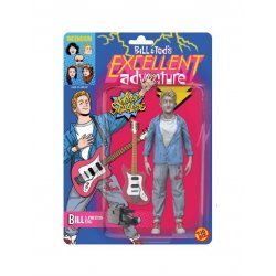 Bill & Ted's Excellent Adventure FigBiz Action Figure Bill S. Preston