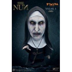 The Nun Defo-Real Series Soft Vinyl Figure Valak 15 cm