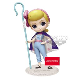 Disney Q Posket Mini Figure Bo Peep Ver. A 14 cm