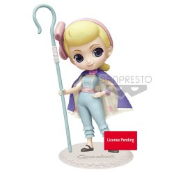 Disney Q Posket Mini Figure Bo Peep Ver. B 14 cm