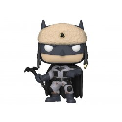 Batman 80th POP! Heroes Vinyl Figure Red Son Batman (2003) 9 cm