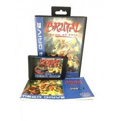 Sega Mega Drive – Brutal Paws Of Fury