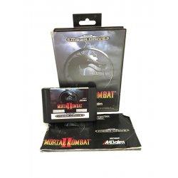 Sega Mega Drive – Mortal Kombat 2