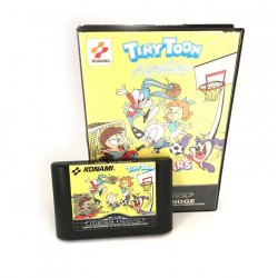 Sega Mega Drive – Tiny Toon Adventures ACME All-Stars