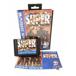 Sega Mega Drive – Super Street Fighter II