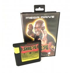 Sega Mega Drive –  Shaq Fu