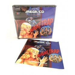 Sega Mega-Cd –  Night Trap