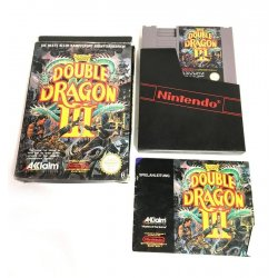 NES - Double Dragon III