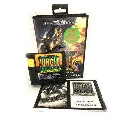 Sega Mega Drive – Jungle Strike