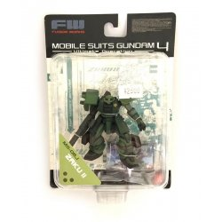 Mobile Suits Gundam Ultimate Operation 4 MS-07B MSM-03C MS-06J ZAKU II