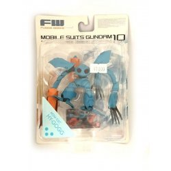 Mobile Suits Gundam Ultimate Operation MS-07B MSM-03C HY-GOGG