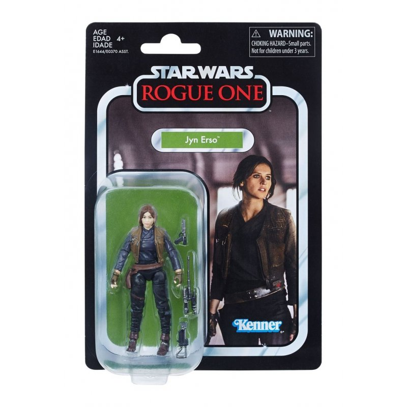 Star Wars Vintage Collection Jyn Erso (Rogue One)