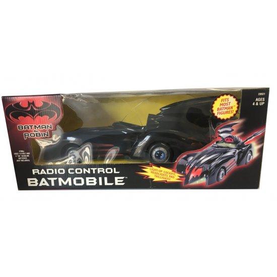 Batman: Batman & Robin – Radio Control Batmobile