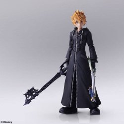 Kingdom Hearts III Bring Arts Action Figure Roxas 15 cm