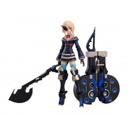 Heavily Armed High School Girls Figma Action Figure San 14 cm