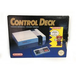 NES - Nintendo Entertainment System Control Deck (Spanish Version)