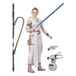 Star Wars Episode IX Black Series Action Figure 2019 Rey & D-O 15 cm